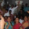 महंगाई के विरोध में भाजपा का धरना