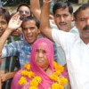 पंचायत उपचुनाव में भाजपा की रोड़ी डांगी विजयी