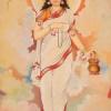 मंदिरों में उमड़े दैवी भक्त