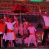 दीपावली-दशहरा मेले में स्थानीय प्रतिभाओं की प्रस्तुतियाँ