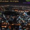 धूमधाम से मनाई दिवाली