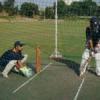 पहुंचे प्रमुख क्रिकेट खिलाड़ी