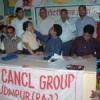 ढाई सौ बच्चों का स्वास्थ्य परीक्षण