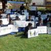 चित्रकला स्पर्द्धा, पोस्टर प्रदर्शनी व रैली