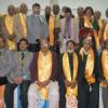 समाज के 21 आधार स्तम्भों का सम्मान