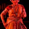 सोनल मानसिंह के शास्त्रीय नृत्य ने मन मोहा