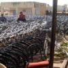 खेरवाडा में बालिकाओं को 2000 साइकिलों का वितरण