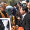 मुख्यमंत्री ने स्वीकारा नारायण सेवा का आग्रह