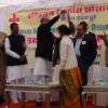 हिन्दुस्तान जिंक की डॉ. करूणा मुख्यमंत्री से सम्मानित
