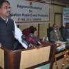 नई तकनीक अपनाकर बचाएं मानव जीवन : रघुवीर