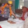नारायण सेवा संस्था्न को अवलोका जीएसई टीम ने
