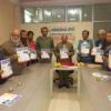 राजस्थान प्रौढ़ शिक्षा संघ के न्यूज लेटर का लोकार्पण