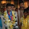 निशक्त जीवन ने स्पेशल ओलम्पिक में जीते पदक
