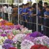 आरसीए में फूलों, फल-सब्जियों की प्रदर्शनी