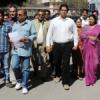 कार्रवाई नहीं करने पर भाजपा नेताओं ने दिया ज्ञापन