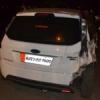झाड़ोल विधायक की गाड़ी ने मारी टक्कर