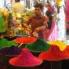 रंग पर्व पर सिमटे बाजार (photos)