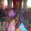 मंदिरों में रंगपंचमी पर रसिया गायन