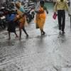 मौसम की पहली बारिश से हर्षाए उदयपुरवासी (pics)