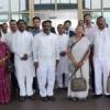 संसदीय स्थायी समिति (ग्रामीण विकास) का स्वागत