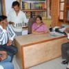 भाजपा नेता गीता पटेल रिश्वत लेते गिरफ्तार
