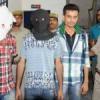 फायरिंग के आरोपी 9 दिन के पुलिस रिमांड पर