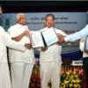 शुष्क कृषि पर शोध के लिए शर्मा सम्मानित