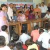 अंध विद्यालय के 70 बच्चों का हुआ स्वास्थ्य परीक्षण