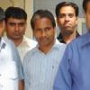 दस हजार रुपए की रिश्वत लेते गिरफ्तार