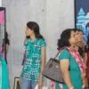 क्रिएटिव नोशन्स  में दिखा मूर्त व अमूर्त चित्रण का संगम