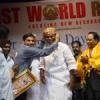 उदयपुर के भाणावत पांडिचेरी मुख्यमंत्री के हाथों सम्मानित