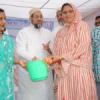 बोहरा समुदाय का गलियों में सफाई रखने का संकल्प