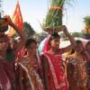 बड़ी सादड़ी में स्काउट-गाइड उदयपुर मण्डल की रैली