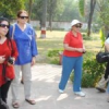 आने लगे विदेशी पर्यटक