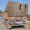 खडे़ ट्रक से तेल के 94 कर्टन चोरी