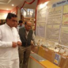 दिल्ली् के प्रगति मैदान में छाई आरएसएमएम की झांकी