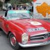 उदयपुर पहुंचा विंटेज कारों का दल