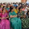 अलख नयन मंदिर का महिलाओं को नेत्र ज्योति का उपहार