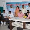 चिकित्सा शिविर में 275 बच्चों की जांच