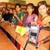 उत्साह दिखाया मल्हार-2013 में छात्राओं ने