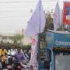 भगतसिंह शहादत दिवस के उपलक्ष्य में निकाली रैली