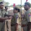 रेंज के 58 पुलिसकर्मियों को सेवा चिह्न