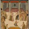 'सोने की पिचकारियों से बरसाते थे रंग'
