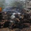 आग बुझाने में 40 राउंड लगे दमकलों के