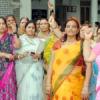 गुडि़या से दुष्कर्म के विरोध में भाजपा महिला मोर्चा का प्रदर्शन