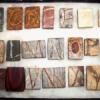 'अंग्रेजी वर्णमाला के सभी अक्षर मार्बल पत्थर में'