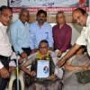 मदर्स डे : भाविप 'विवेकानन्द' ने की मातृ वंदना