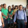 पेसिफिक एमबीए के छात्र पहुंचे अध्ययन के लिए सिंगापुर