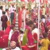 नागदा ब्राह्मण समाज का सामूहिक विवाह आयोजन
