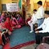 महिला संदर्भ केन्द्र व सिलाई प्रशिक्षण शुरू